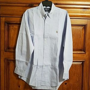 Ralph Lauren Yarmouth Oxford Button Down